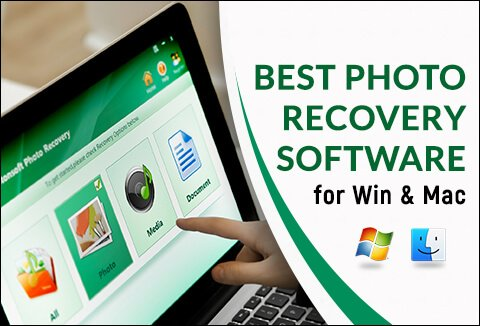 Photo Recovery Software for Win & Mac