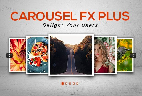 The Carousel FX Plus will allow you to turn any content into a slider.