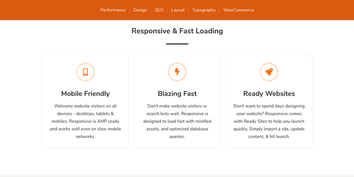 Responsive - Free WordPress Theme - The Responsive Theme includes lot of features and customizations options.
