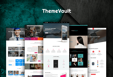 These 5 ready-to-use templates are loaded with lots of amazing features.