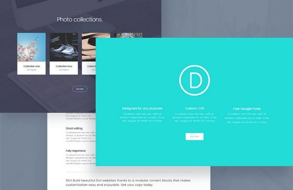 Divi is really the ultimate WordPress theme and Visual page builder.
