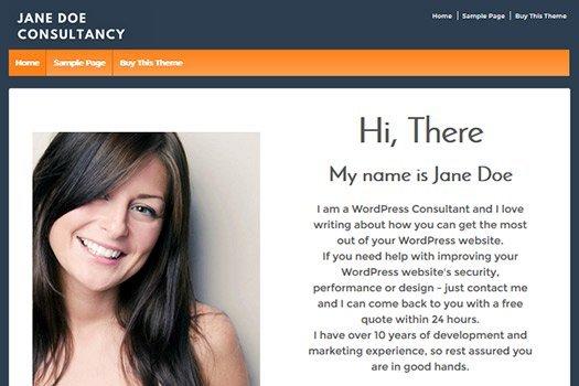 Responsive Pro WordPress Theme