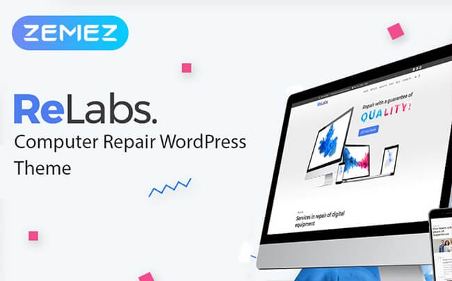 ReLabs is a great and modern solution to stand out with the computer repair services.