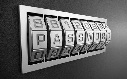 There are many ways to protect the password.