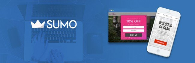 Sumo ME provides a complete package of free tools.