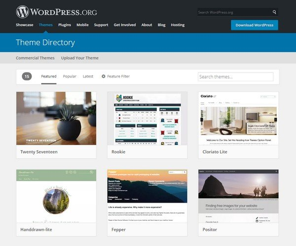 WordPress Security - Securing Themes of Your WordPress Site.
