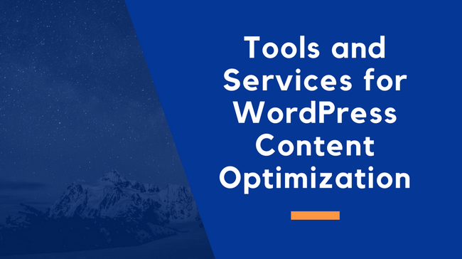 Tools and Services for WordPress