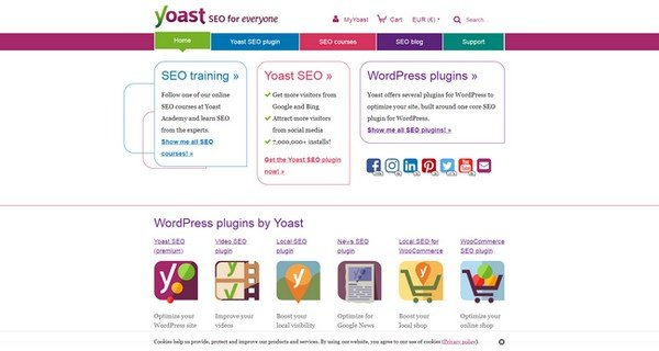 The best readability app for WordPress is widely considered to be Yoast SEO.