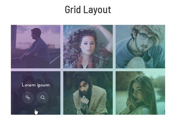 It allows you to design your portfolios in various layouts like Grid, Masonry, Slider and Justify.