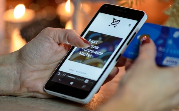 Make your E-commerce site mobile friendly.