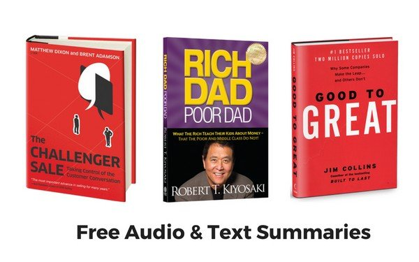 This set of audiobooks contain 3 of the most evergreen and appreciated books.