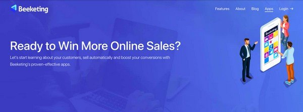 Beeketing is the perfect plugin to optimize the conversion rates and grow more potential customers.