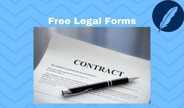 This are free legal agreement templates.