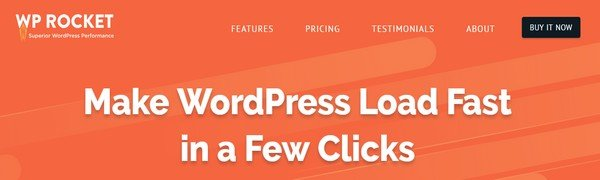 WP Rocket is the most popular premium plugin for page-load optimization.