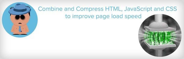 WP Super Minify improve page loading times by compressing or completely disabling HTML, CSS and JavaScript files.