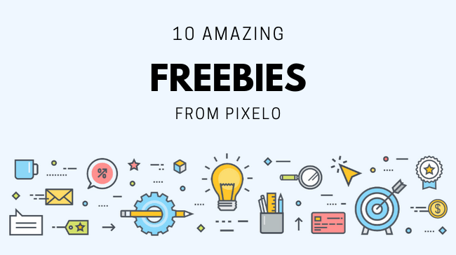 Amazing Freebies From Pixelo