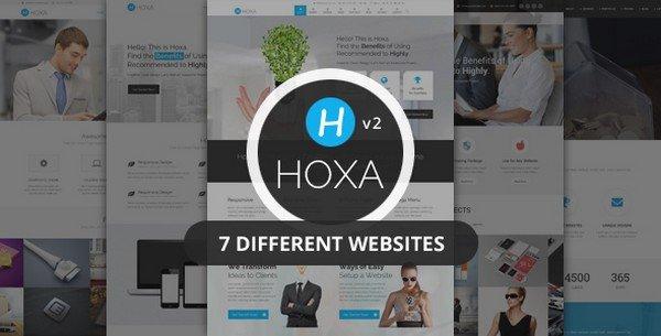 Hoxa is an elegant multi-purpose WordPress theme.