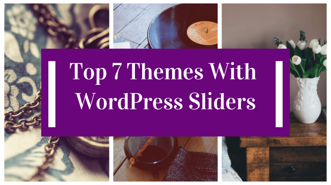 WordPress Slider Themes