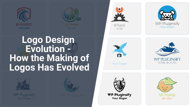 Logo Design Evolution – How the Making of Logos Has Evolved