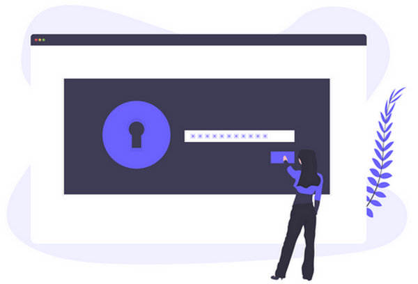 Strong passwords are an essential tool in securing your site.