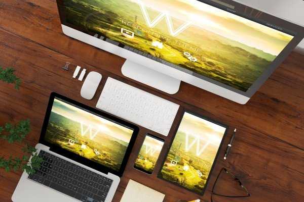 How to Improve SEO - Your WordPress website must be responsive to all screen sizes.