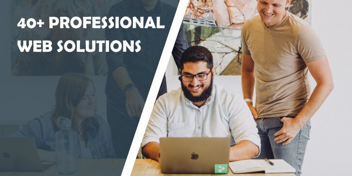 40+ Professional Web Solutions Every Professional Needs to Have