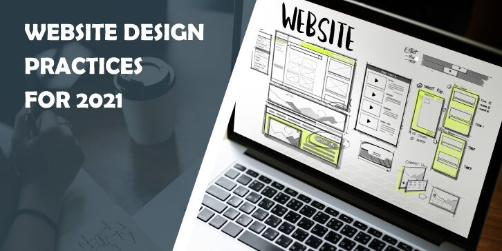 8 Website Design Practices for 2021