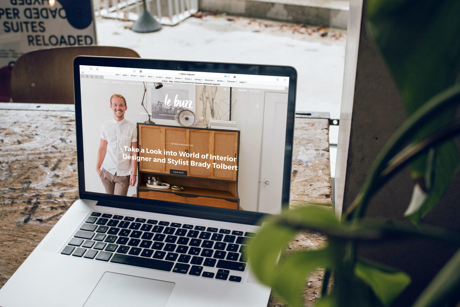 Le Buzz blog website
