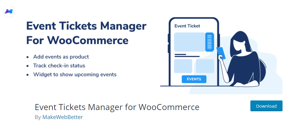 Event Tickets Manager for WooCommerce